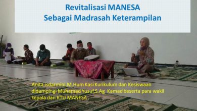 Photo of MANESA Mantapkan Sebagai Madrasah Plus Ketrampilan
