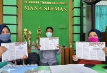 Photo of MAN 4 Sleman Terbitkan Bulletin Baitul Hikmah