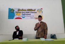 Photo of Tingkatkan Profesionalitas MAN 4 Sleman Gelar Seminar Motivasi