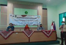 Photo of Pramuka MAN 4 Sleman Adakan Musyawarah Dewan Ambalan