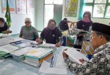 Photo of Pengawas Madrasah Pantau Kesiapan PKKM MAN 4 Sleman
