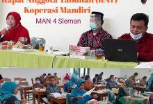 Photo of Koperasi Mandiri MAN 4 Sleman Sejahterakan Anggota