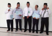 Photo of MAN 4 Sleman Lepas Dua Guru Purna Satu Pegawai Pindah Tugas