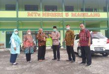 Photo of MAN 4 Sleman Silaturahim ke MTsN 5 Magelang