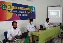 Photo of Guru – Pegawai MAN 4 Sleman Ikuti Bintek Simpeg 5