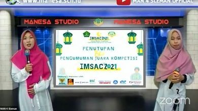 Photo of MAN 4 Sleman Sukses Gelar IMSAC 2021