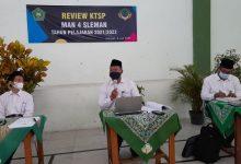 Photo of MAN 4 Sleman Lakukan Review KTSP