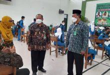Photo of Kabid Dikmad Kemenag DIY Pantau Vaksinasi di MAN 4 Sleman